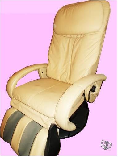 Achetez fauteuil massage occasion annonce vente marseille 13 wb151123600 - Fauteuil massage dos ...