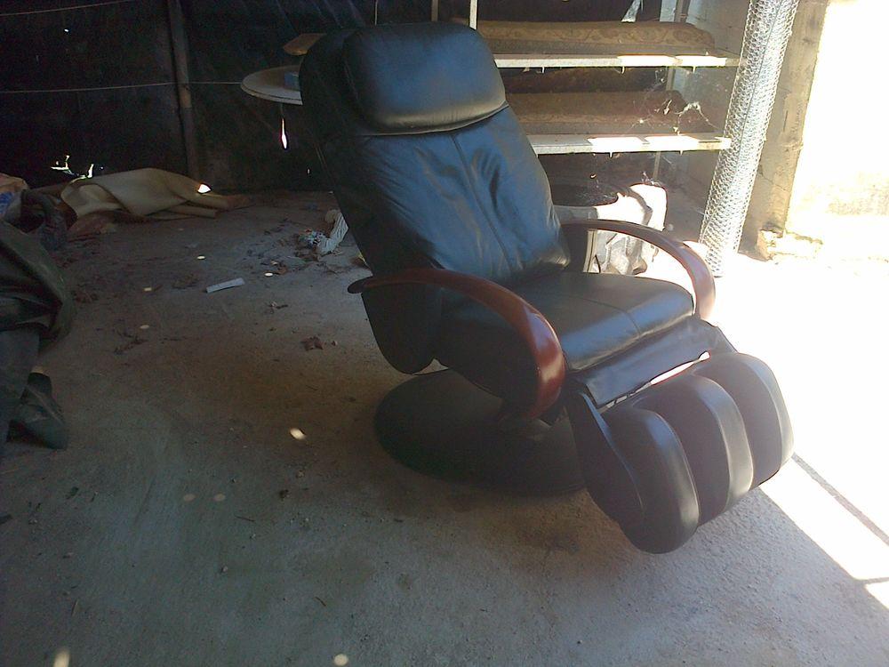 fauteuil massant électrique Meubles