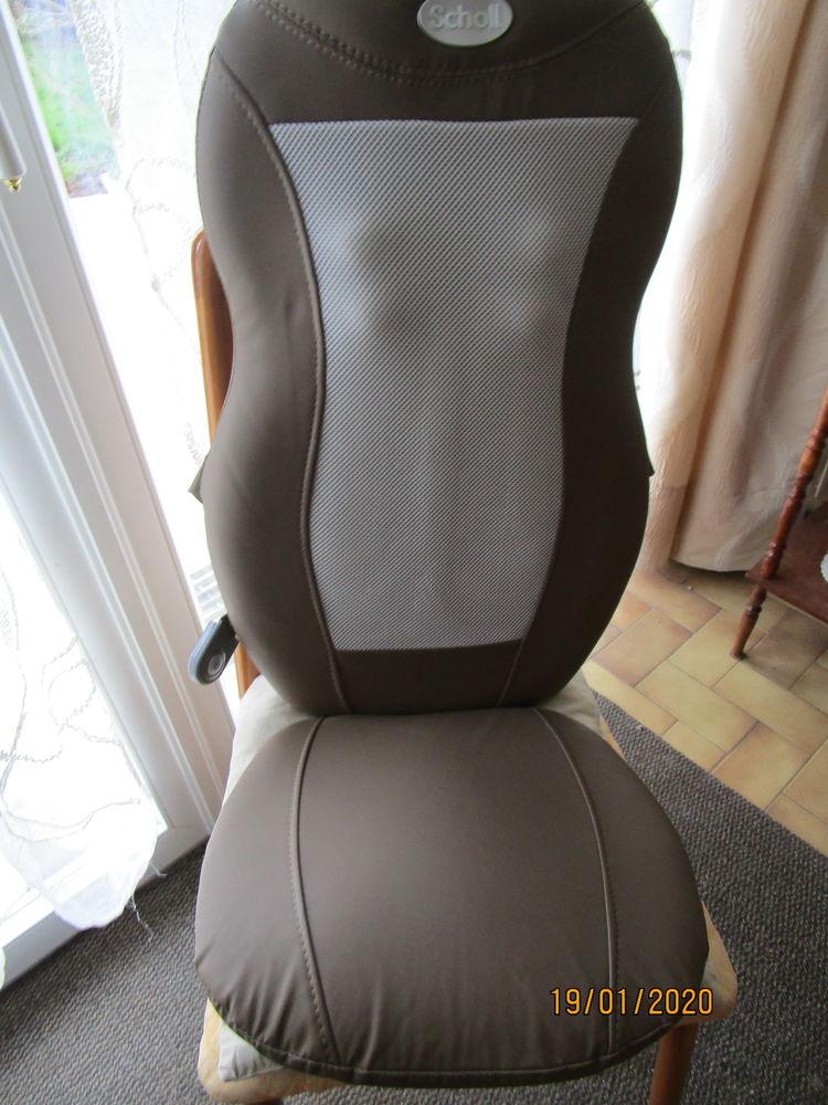 fauteuil massant shiatsu  SCHOOL pour chaise 45 Chanteloup-en-Brie (77)