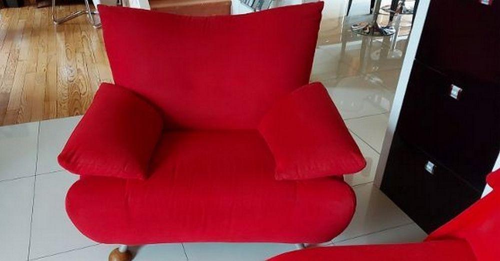 Fauteuil moderne rouge  120 Clermont-Ferrand (63)