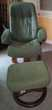fauteuil relaxant et pouf  marque SCANSIT by STRESSLESS Parthenay (79)