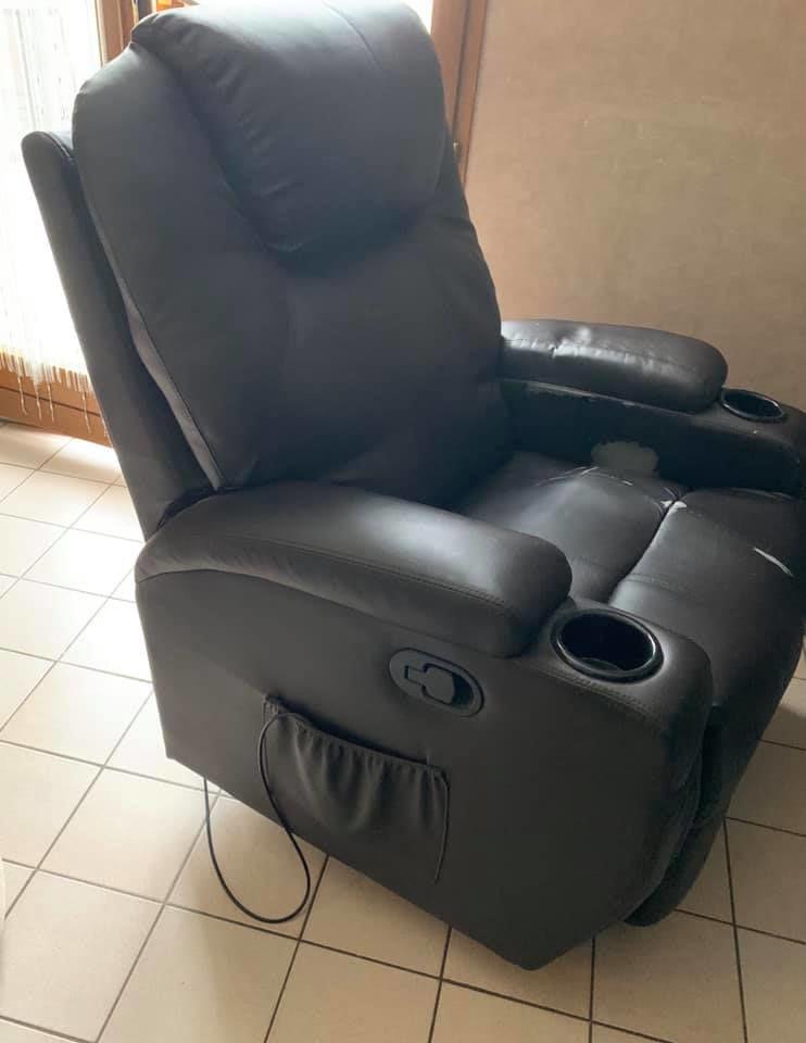 fauteuil relaxation de luxe 90 Saint-Égrève (38)