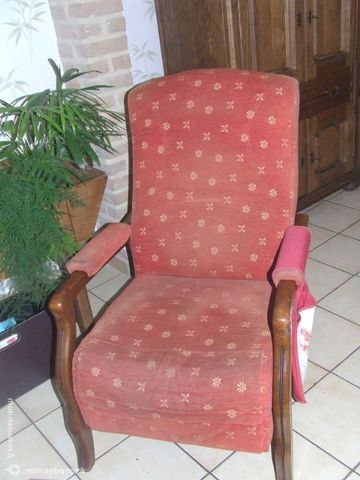 fauteuil relaxe 1 Sainte-Marie-Kerque (62)
