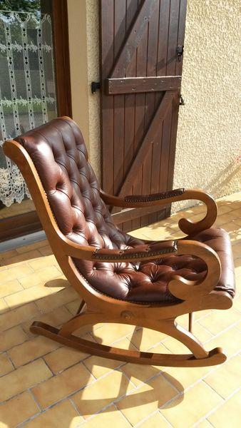 Sehr Achetez fauteuil rocking occasion, annonce vente à Dax (40  GY31