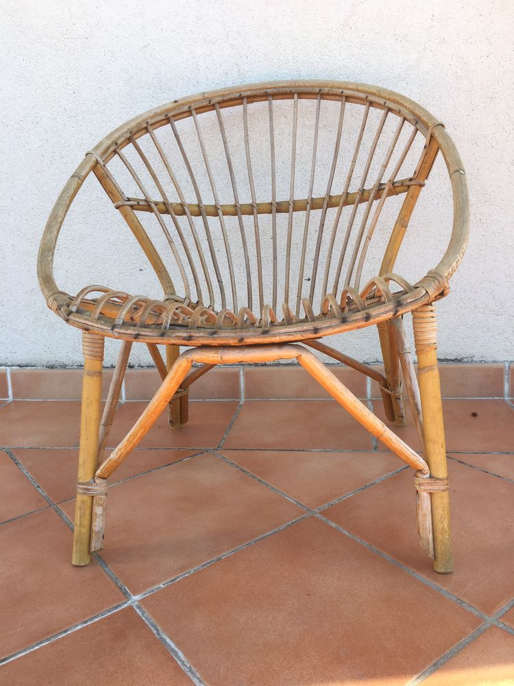 fauteuil rotin 40 Piriac-sur-Mer (44)
