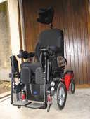 Fauteuil roulant électrique tout chemin Otto Bock C1000 DS 3990 Barbières (26)
