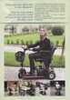 fauteuil roulant électriques  marque SOVRANA