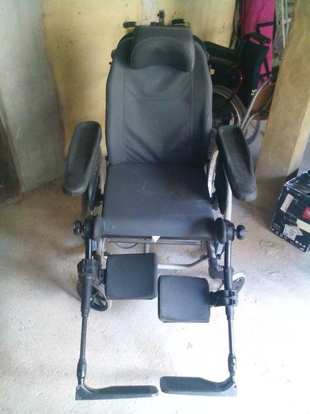 achetez fauteuil roulant occasion annonce vente 224 le nouvion en thi 233 rache 02 wb149869847