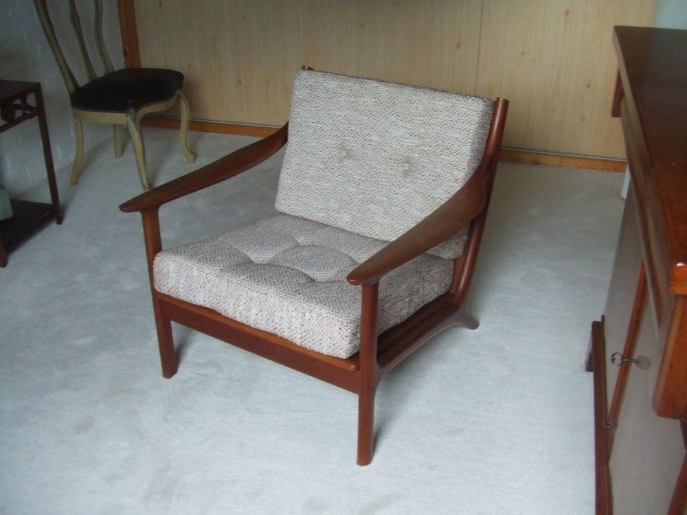 fauteuil scandinave vintage- 200 Saint-Josse (62)