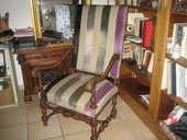 fauteuil style louis XIII  150 Six-Fours-les-Plages (83)