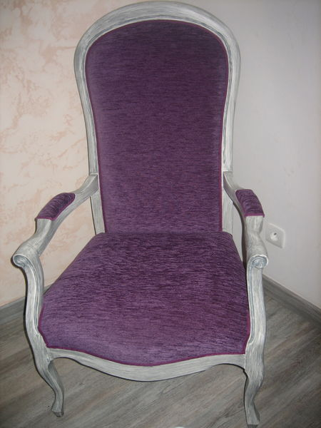 Achetez fauteuil voltaire occasion annonce vente cr py en valois 60 wb15 - Vente fauteuil voltaire ...