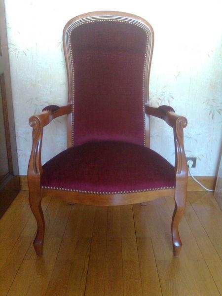 Achetez fauteuil voltaire occasion annonce vente taninges 74 wb147641055 - Vente fauteuil voltaire ...