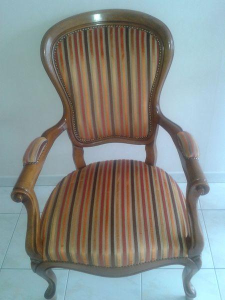 Achetez fauteuil voltaire occasion annonce vente tours 37 wb149901543 - Vente fauteuil voltaire ...