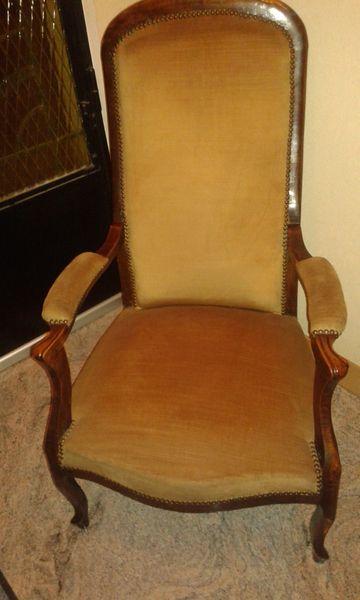 fauteuils voltaire occasion en moselle 57 annonces achat et vente de fauteuils voltaire. Black Bedroom Furniture Sets. Home Design Ideas