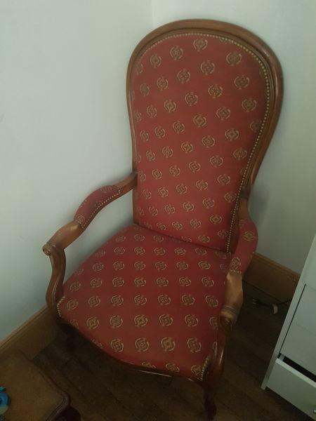 fauteuils voltaire occasion limoges 87 annonces achat. Black Bedroom Furniture Sets. Home Design Ideas
