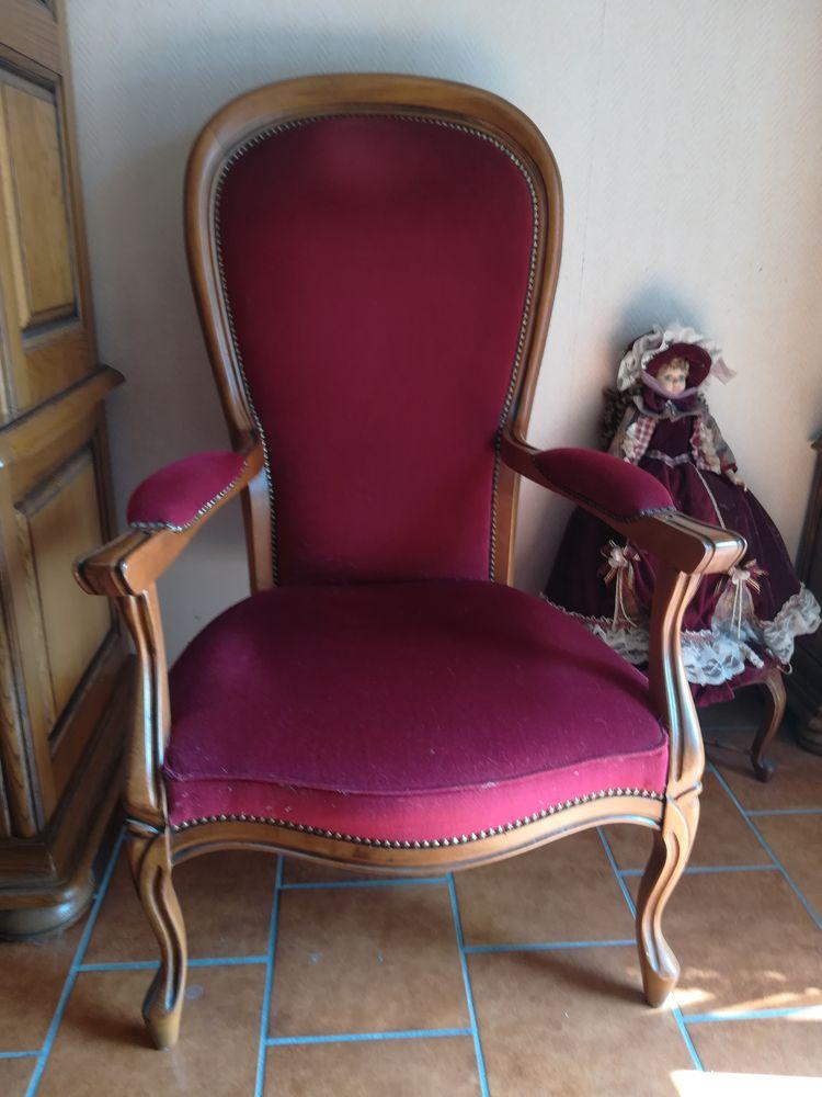 fauteuil Voltaire . 500 Orléans (45)