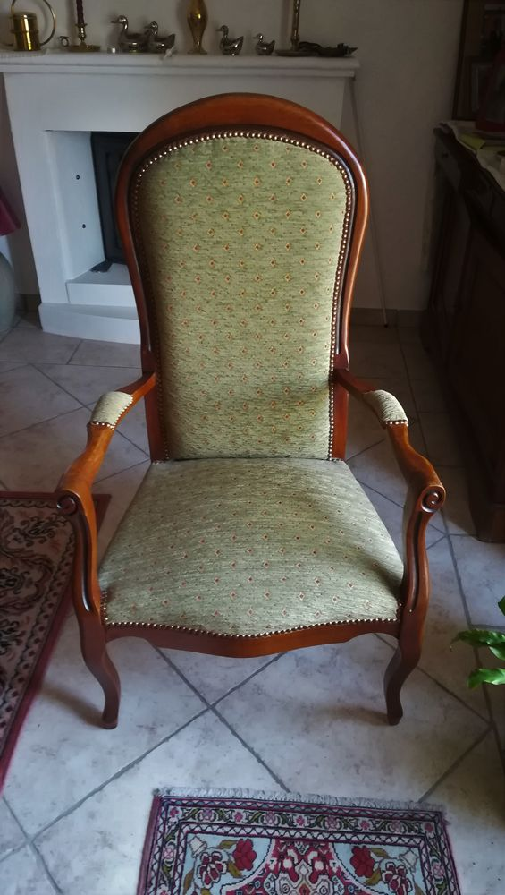 FAUTEUIL VOLTAIRE 90 Jaunay-Clan (86)