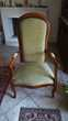 FAUTEUIL VOLTAIRE Jaunay-Clan (86)