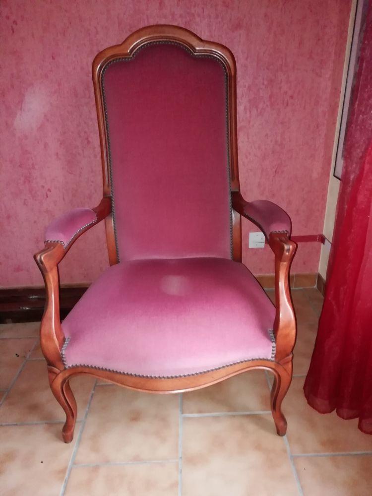 fauteuil voltaire 40 Cléon (76)