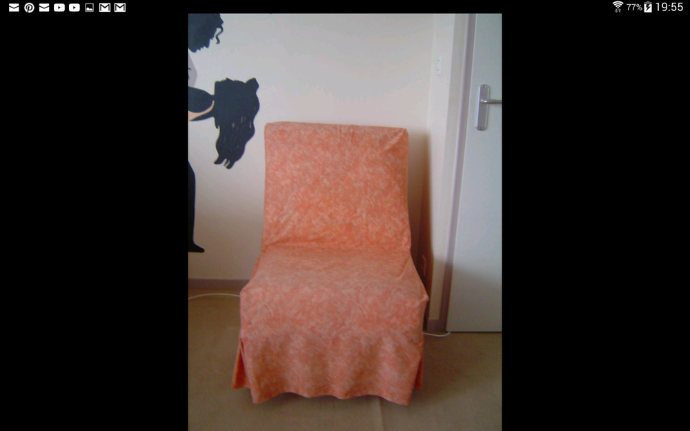 Fauteuil  45 Mitry-Mory (77)