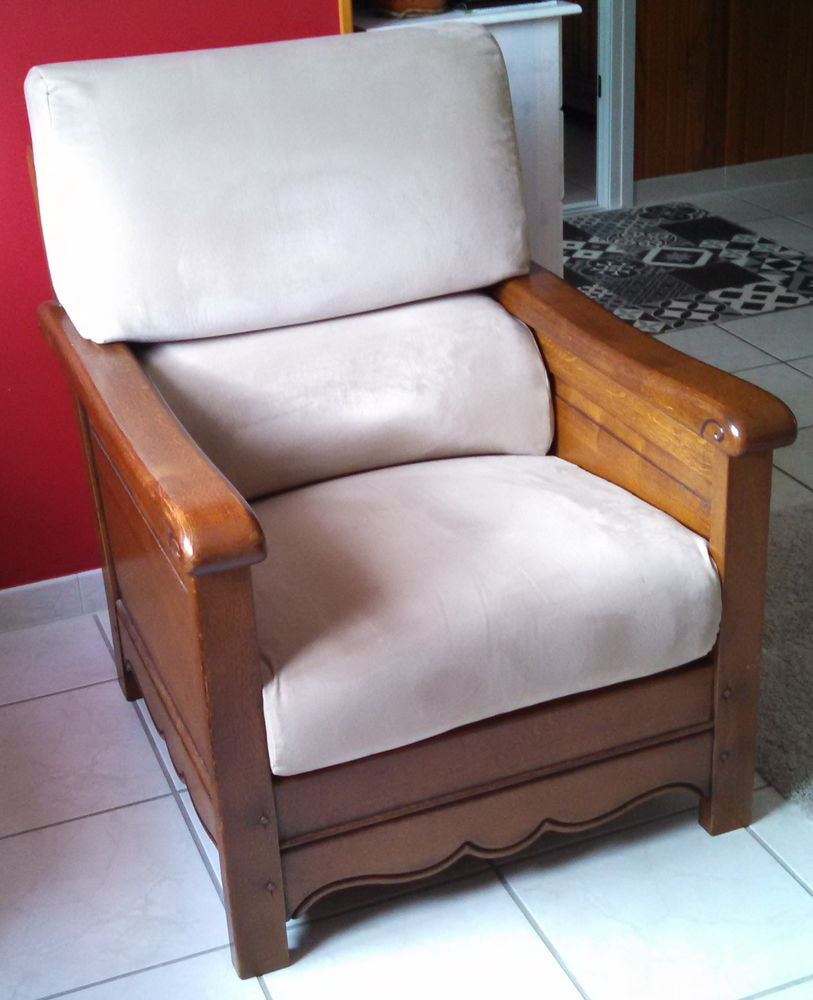 Fauteuil TBE 50 Chaumont (52)