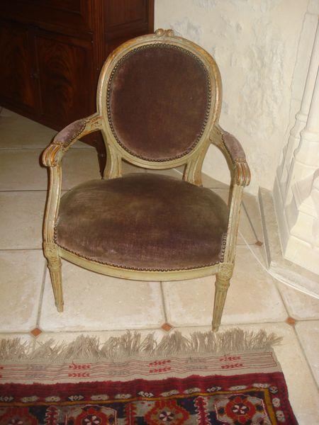 fauteuils anciens 300 Bordeaux (33)