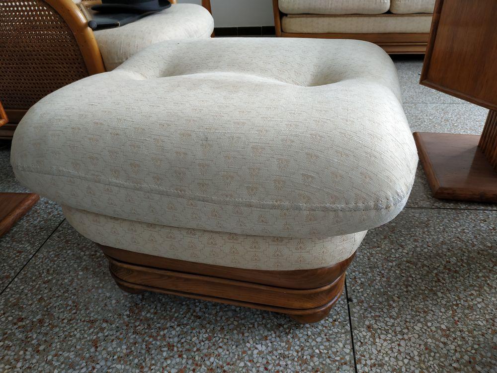 2 fauteuils sur bois massif et double cannage 150 Forcalquier (04)