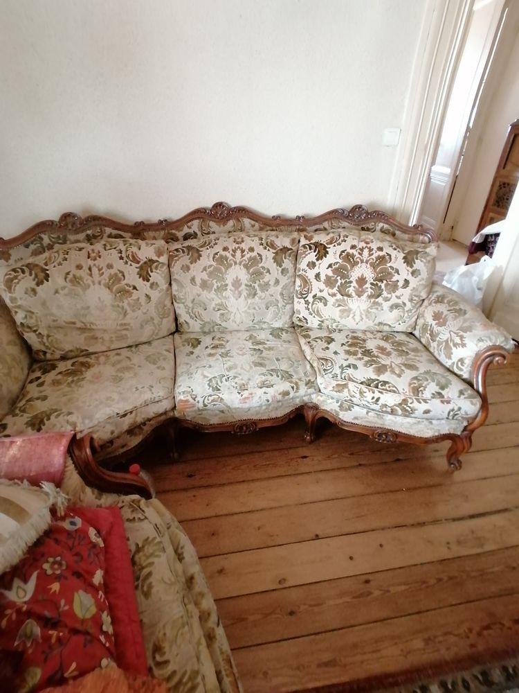 2 fauteuils et canape 100 Bordeaux (33)