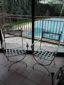 Fauteuils et chaises fer forgé   Félix   230 Vaulx-en-Velin (69)