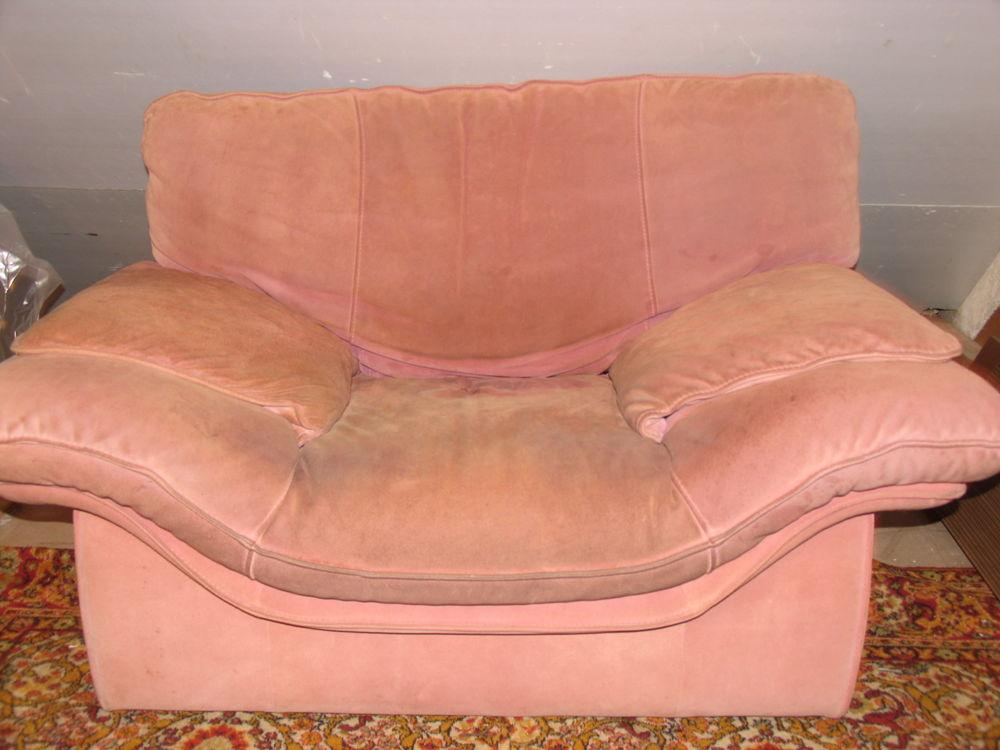 Achetez 2 fauteuils cuir occasion annonce vente auchy les mines 62 wb156 - Fauteuil cuir occasion ...