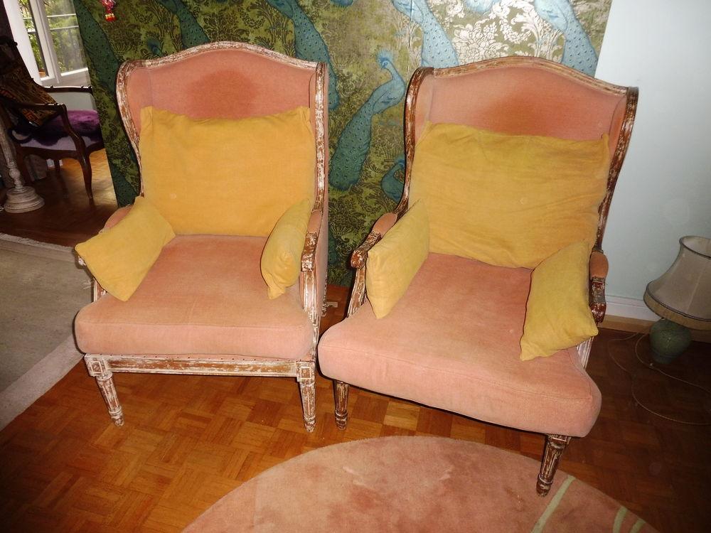 2 fauteuils Diderot 1400 Paris 17 (75)