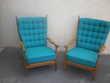 2 fauteuils 'Edouard ' de votre Maison
