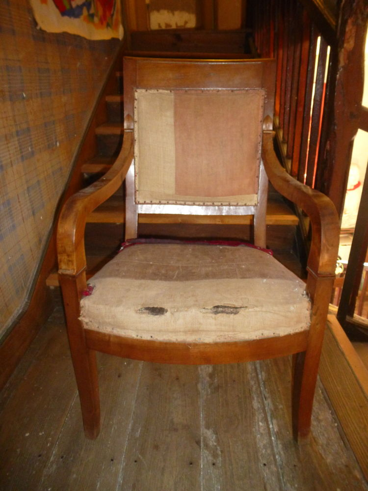 2 fauteuils époque XIXème 0 Condom (32)