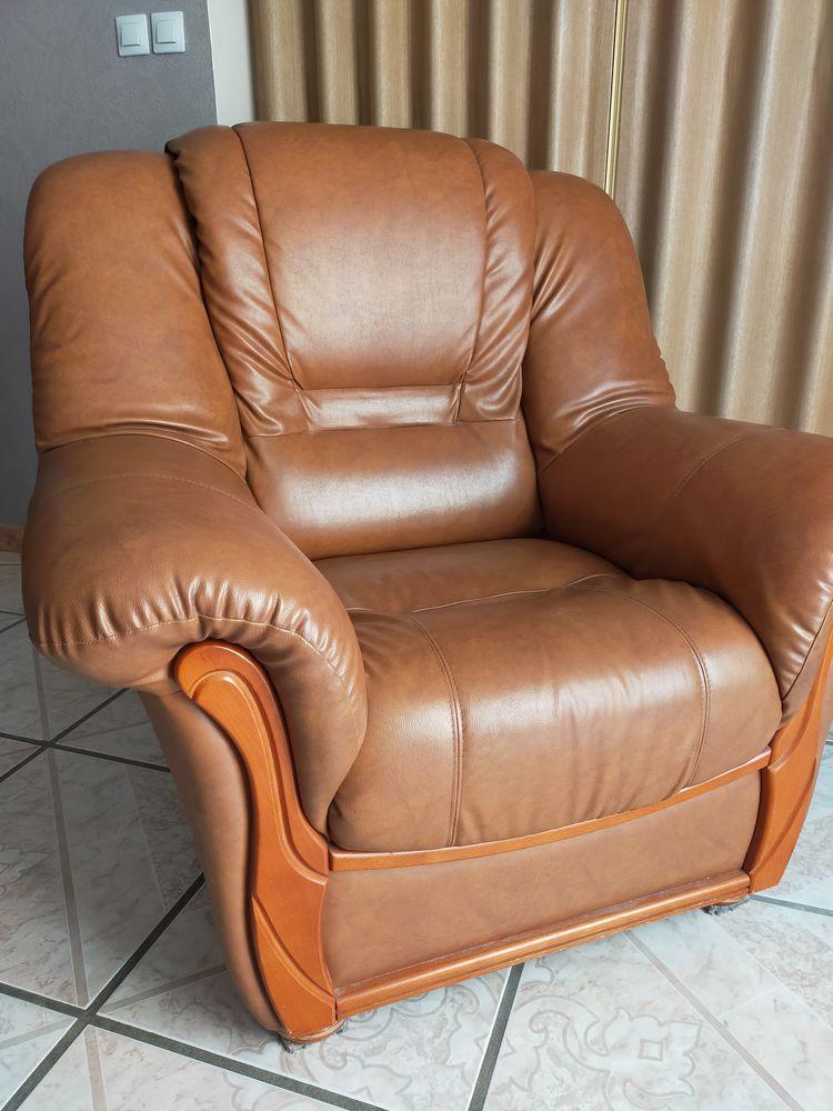 fauteuils marrons clair 25 Montélimar (26)