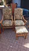 fauteuils en noyer 140 Valenciennes (59)