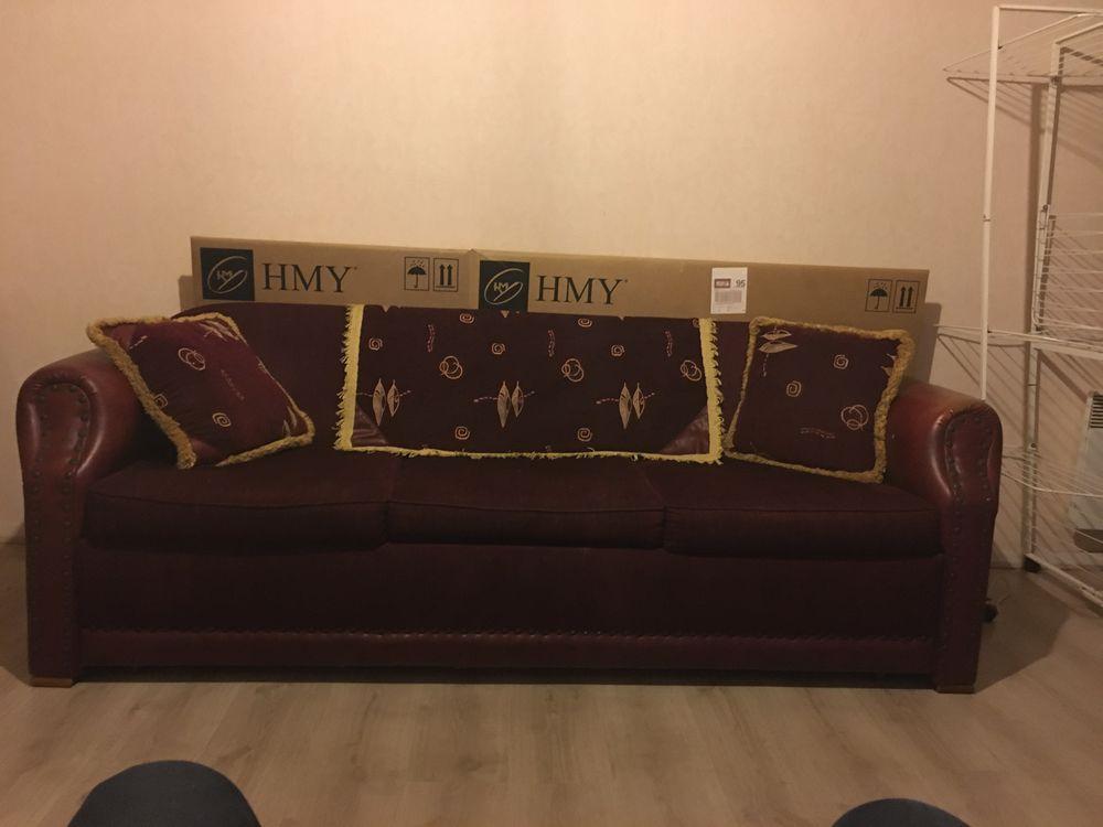 3 fauteuils( 3 places, 2 places et 1 place) 0 Cergy (95)