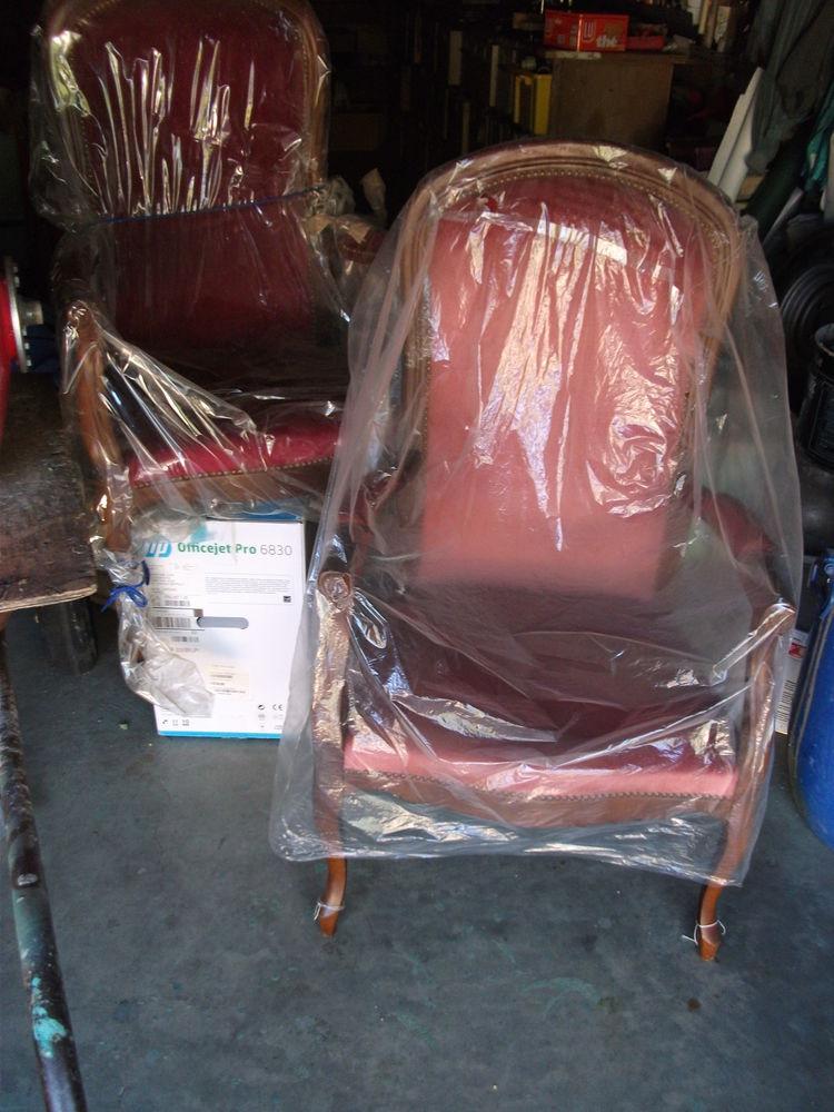 2 fauteuils pour chambre Type Style 50 Sorgues (84)