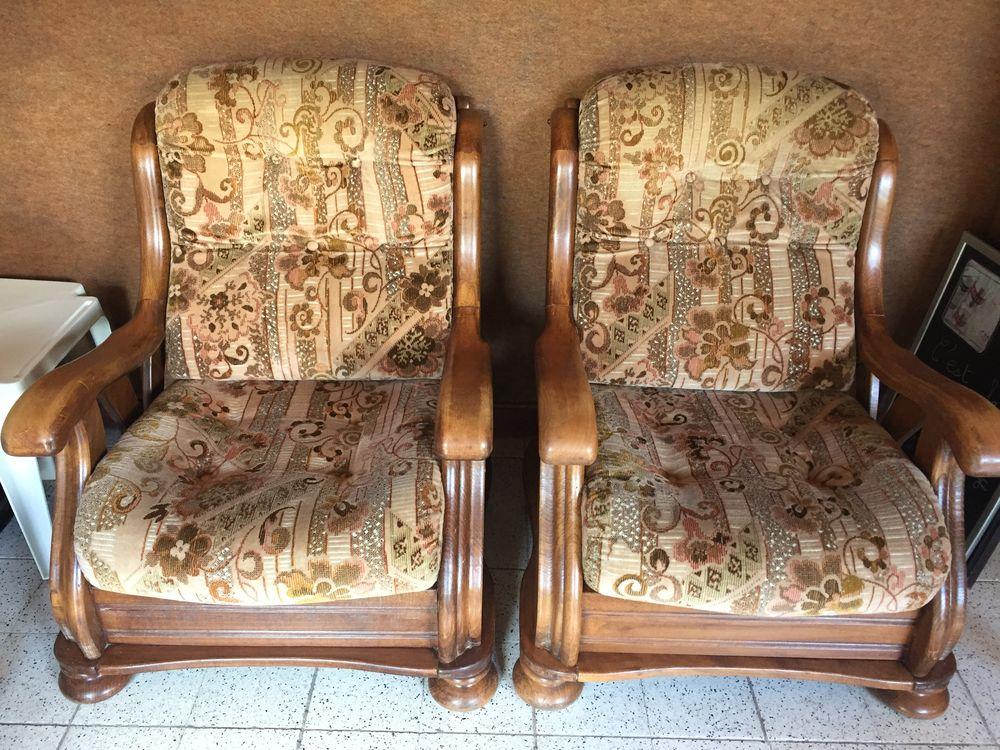 Fauteuils salon 20 Douai (59)