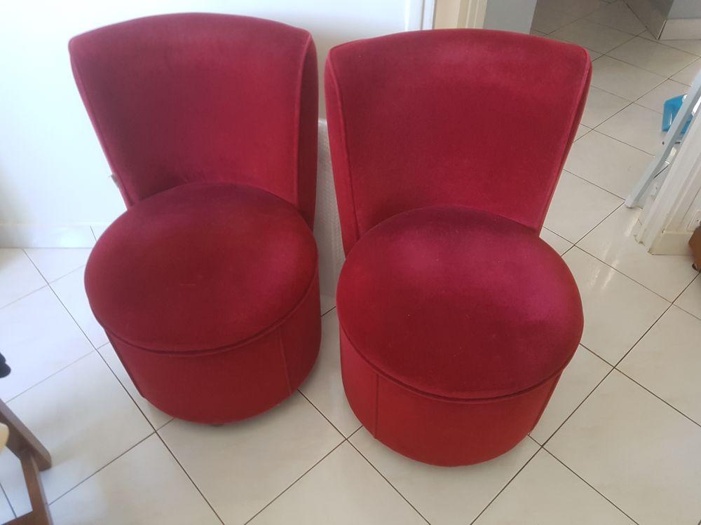 2 fauteuils vauzelle 60 Villeparisis (77)