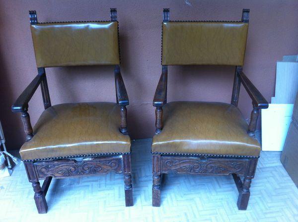 2 fauteuils 50 Grasse (06)