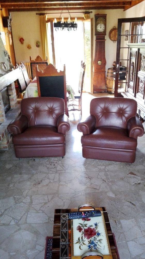 fauteuils cuir occasion albertville 73 annonces achat et vente de fauteuils cuir. Black Bedroom Furniture Sets. Home Design Ideas
