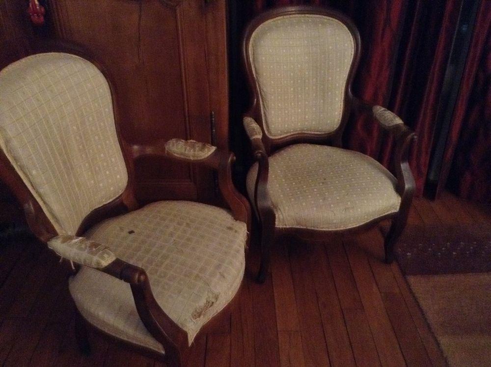 2 fauteuils  40 Joinville-le-Pont (94)