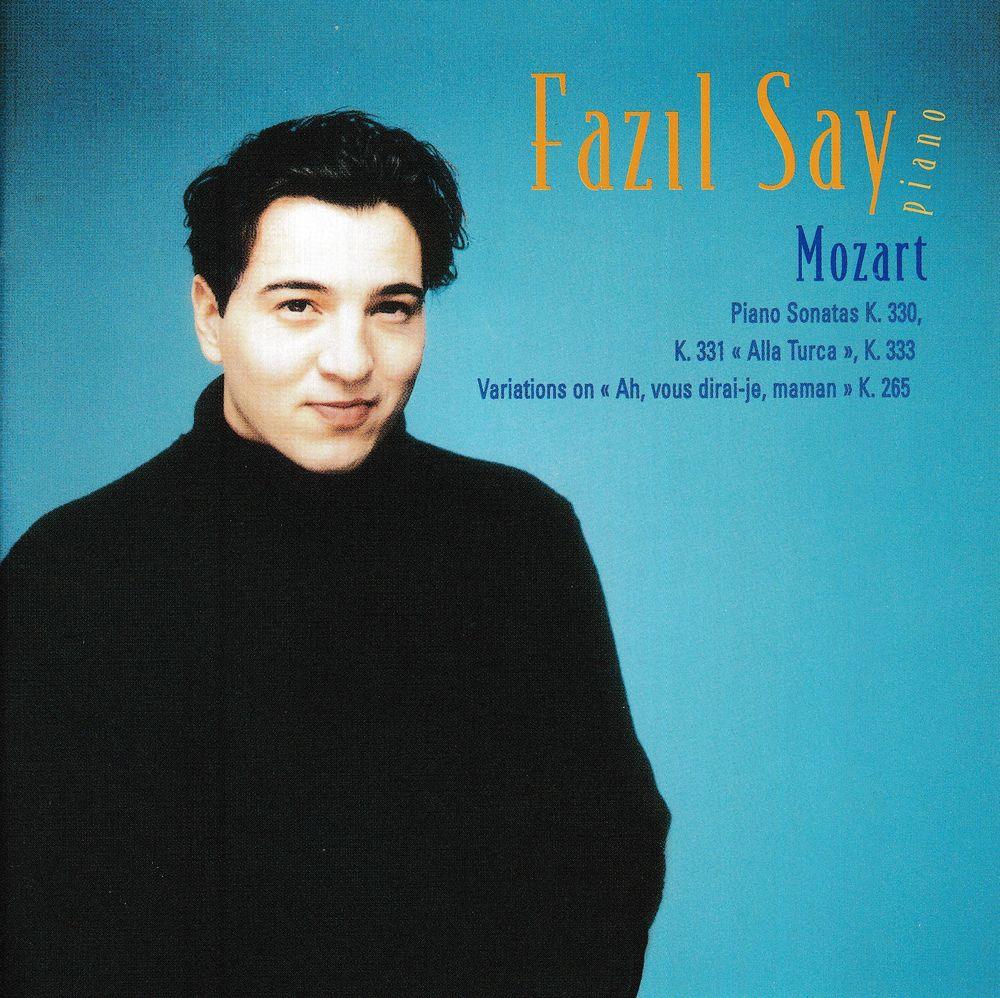 CD Fazil Say Piano Mozart CD et vinyles
