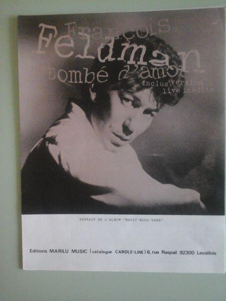 FELDMAN PARTITION PIANO CHANT 5 Albi (81)