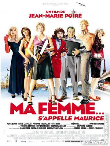 K7 Vhs: Ma Femme... s'appelle Maurice (563) DVD et blu-ray