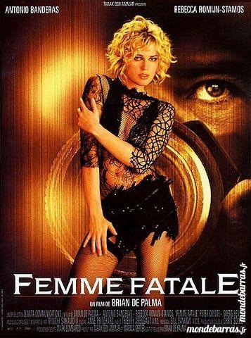 K7 vhs: Femme fatale (457) 6 Saint-Quentin (02)