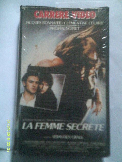 LA FEMME SECRETE avec jacques Bonnaffe (paypal accepte) 0 Malo Les Bains (59)