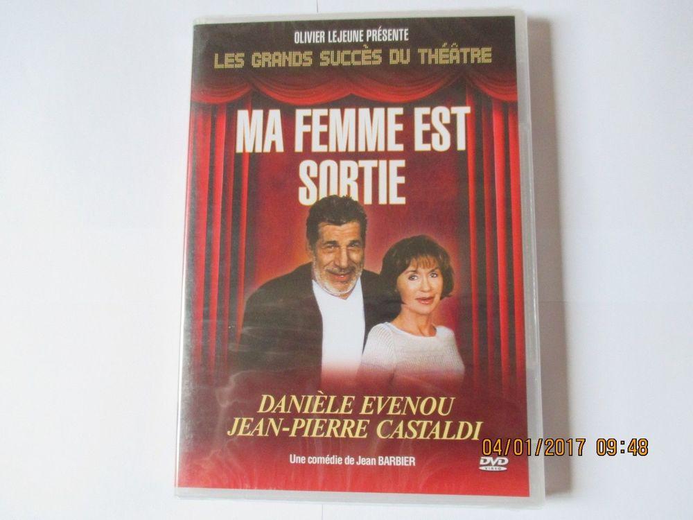 MA FEMME EST SORTIE THÉÂTRE DVD NEUF SOUS BLISTER 2 Saint-Quentin (02)