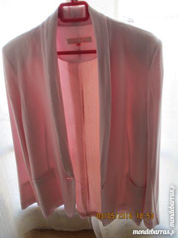 Femme veste rose cache cache Taille 4 18 Alfortville (94)