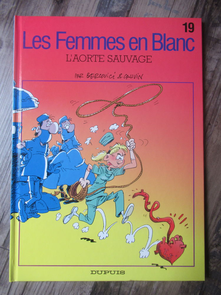 BD  Les Femmes en Blanc  - N°19 0 Aubière (63)